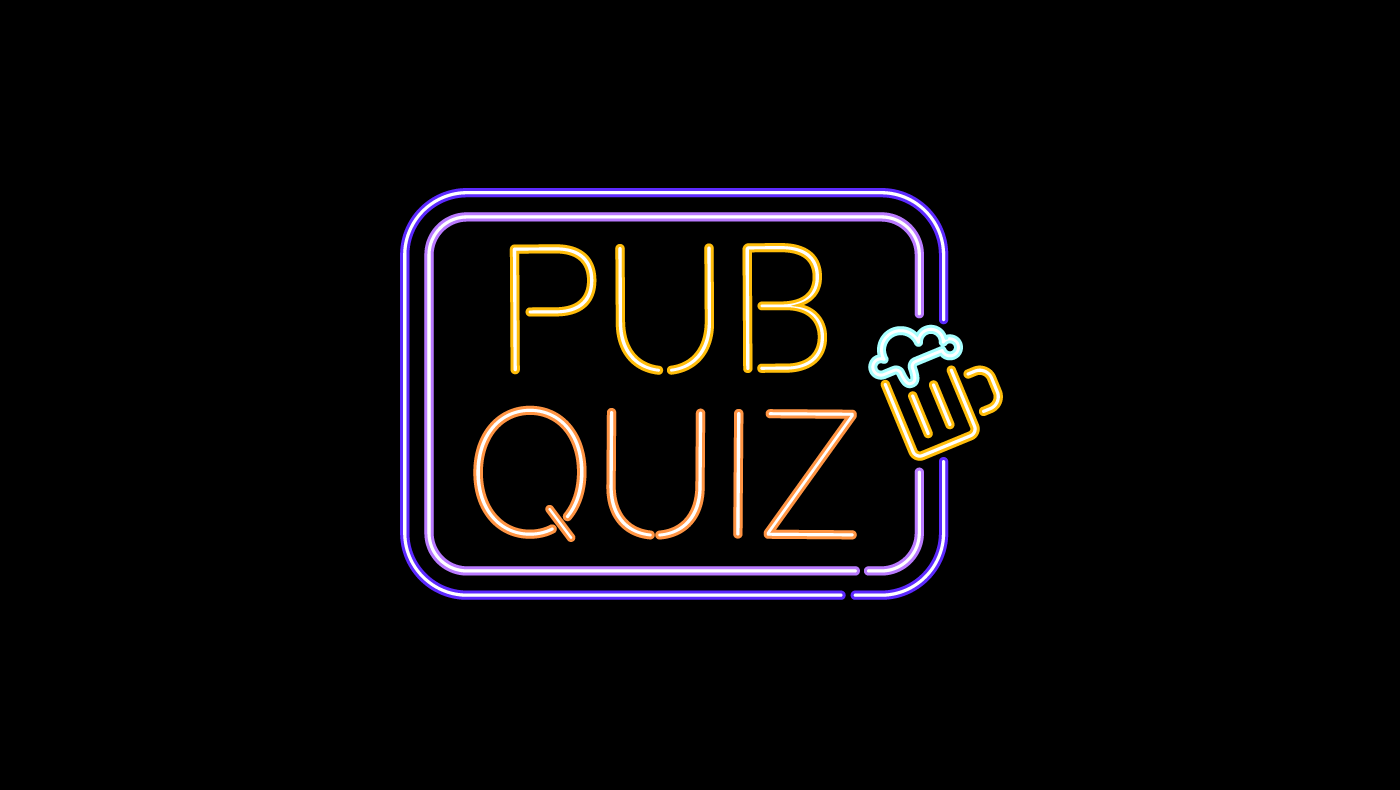 Transforming a Pub Quiz into a Team Building Activity