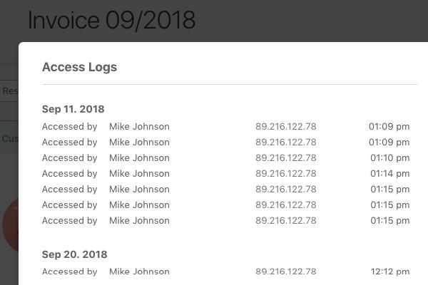 Access-logs