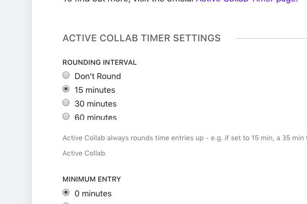 Rounding-interval
