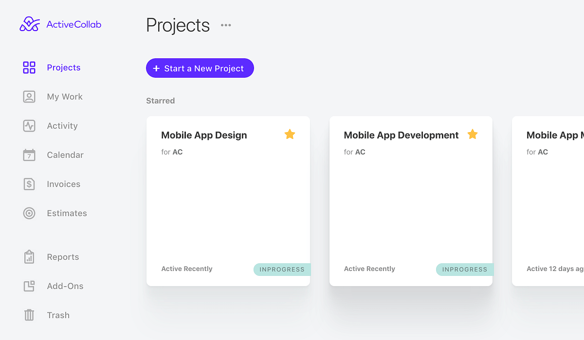 creative project management tool