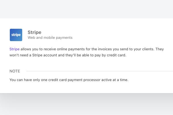 stripe paypal payments online clients