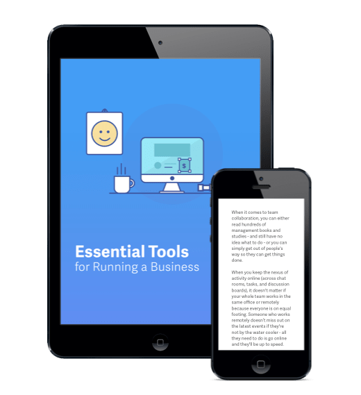 Essential Tools for Running a Business · ActiveCollab